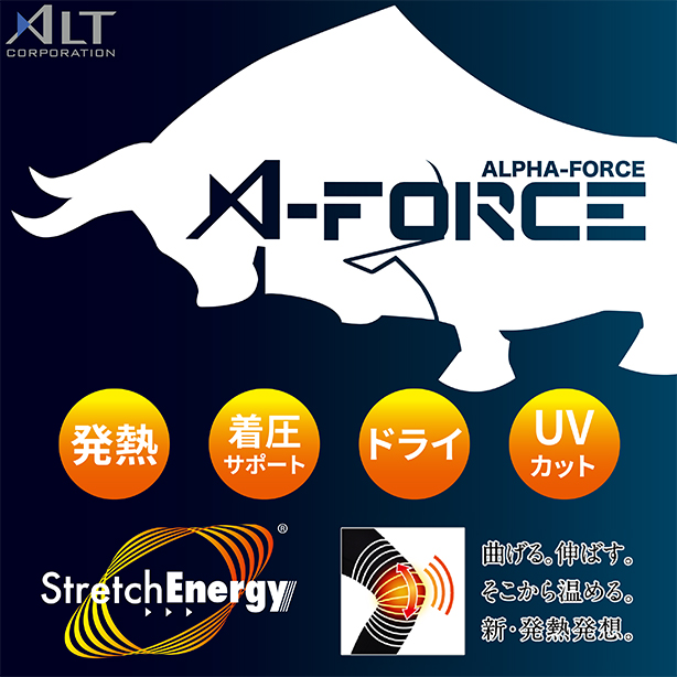A-FORCE StretchEnergy